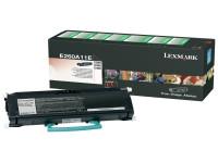 Original Toner schwarz Lexmark E260A11E schwarz