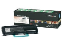 Original Toner schwarz Lexmark E360H11E schwarz