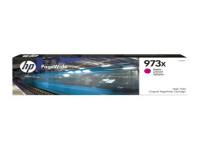 Original Tintenpatrone magenta HP F6T82AE/973X magenta