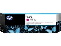 Original Tintenpatrone magenta HP F9K01A/745 magenta