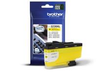 Original Tintenpatrone Brother LC3239XLY gelb
