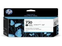 Original Tintenpatrone HP P2V67A/730 photoschwarz