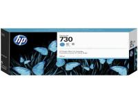Original Tintenpatrone HP P2V68A/730 cyan