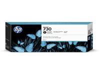 Original Tintenpatrone HP P2V73A/730 photoschwarz
