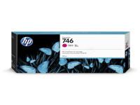 Original Tintenpatrone HP P2V78A/746 magenta