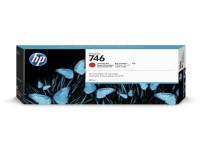 Original Tintenpatrone HP P2V81A/746 rot