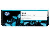 Original Tintenpatrone HP P2V82A/746 photoschwarz