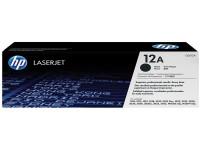 Original Toner schwarz HP Q2612A/12A schwarz