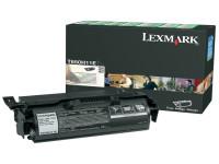 Original Toner schwarz Lexmark T650H11E schwarz