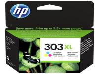Original Druckkopf HP T6N03AE/303XL color