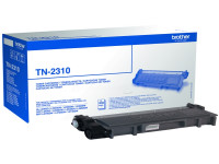 Original Toner schwarz Brother TN2310 schwarz