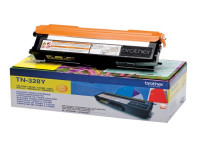 Original Toner gelb Brother TN328Y gelb