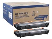 Original Toner Brother TN33802PK schwarz