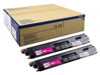 Original Toner Brother TN900MTWIN magenta
