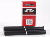 Original Thermo-Transfer-Film Sharp UX15CR schwarz
