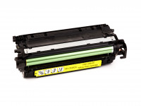 Alternativ-Toner fuer HP CE262A / 648A gelb