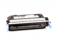 Alternativ-Toner fuer HP 644A / Q6460A schwarz