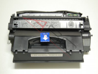 Alternativ-Toner fuer HP 53X / Q7553X / CRG715H XL-Version schwarz