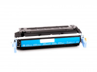 Alternativ-Toner fuer HP CLJ 4600  4650 cyan