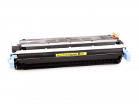Alternativ-Toner fuer HP 645A / C9732A gelb