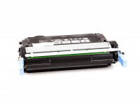 Alternativ-Toner fuer HP 642A / CB400A schwarz