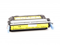 Alternativ-Toner fuer HP 642A / CB402A gelb