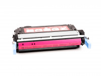 Alternativ-Toner fuer HP 642A / CB403A magenta