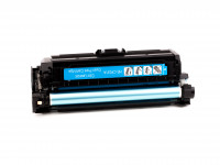 Alternativ-Toner fuer HP 646A / CF031A cyan