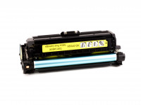 Alternativ-Toner fuer HP 646A / CF032A gelb