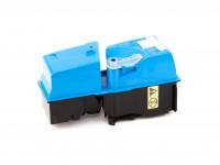 Alternativ-Toner für Kyocera/Mita TK-825 C / 1T02FZCEU0 cyan
