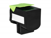 Bild fuer den Artikel TC-LEX310bk: Alternativ Toner LEXMARK 800S1 802SK 80C0S10 80C2SK0 in schwarz