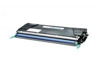 Bild fuer den Artikel TC-LEXC748Xcy: Alternativ Toner LEXMARK C748H1YG C748H2YG XL Version in cyan
