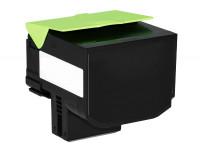 Bild fuer den Artikel TC-LEXCX510Xbk: Alternativ Toner LEXMARK 800X1 802XK 80C0X10 80C2XK0 XL Version in schwarz