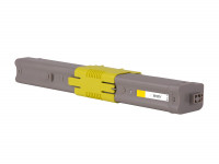 Bild fuer den Artikel TC-OKI332ye: Alternativ Toner OKI 46508709 in gelb