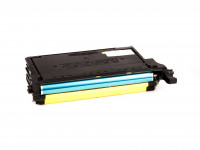 Alternativ-Toner fuer Samsung Y5082L / CLT-Y 5082 L/ELS gelb
