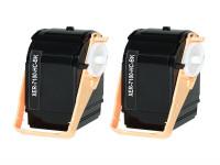 Bild fuer den Artikel TC-XER7100bk_S2: Alternativ Toner Doppelpack XEROX 106R02605 in schwarz (2 Stk.)