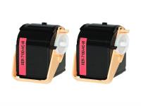 Bild fuer den Artikel TC-XER7100mg_S2: Alternativ Toner Doppelpack XEROX 106R02603 in magenta (2 Stk.)