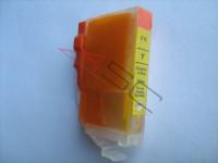 Alternativ-Tinte fuer Canon BCI-3 EY / 4482A002 gelb