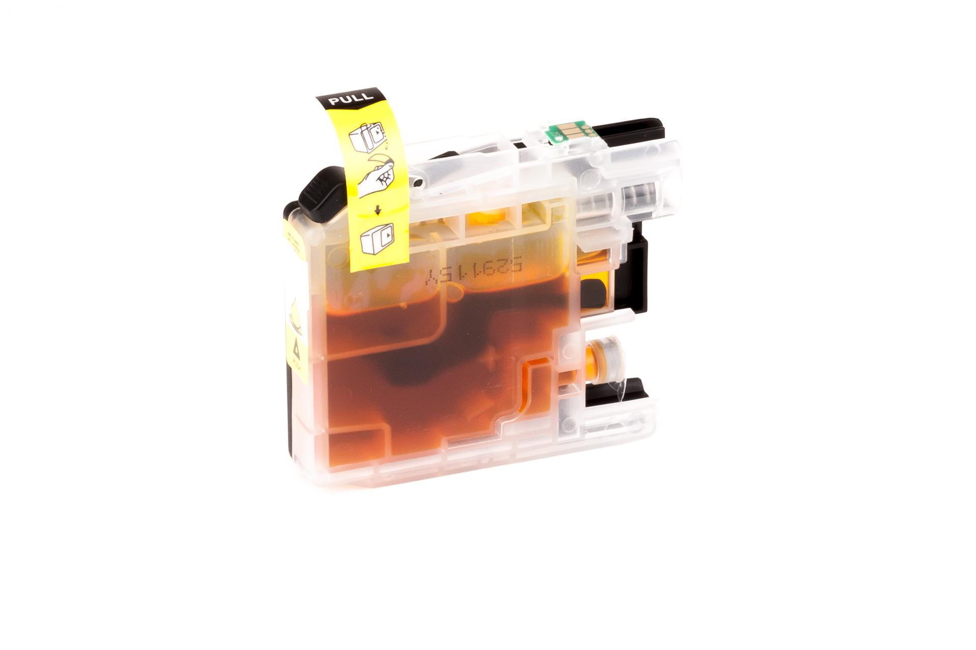 ASC-Premium-Tintenpatrone für Brother MFC-J 4410 DW magenta MFC-J 4410 DW MFC-J4410DW