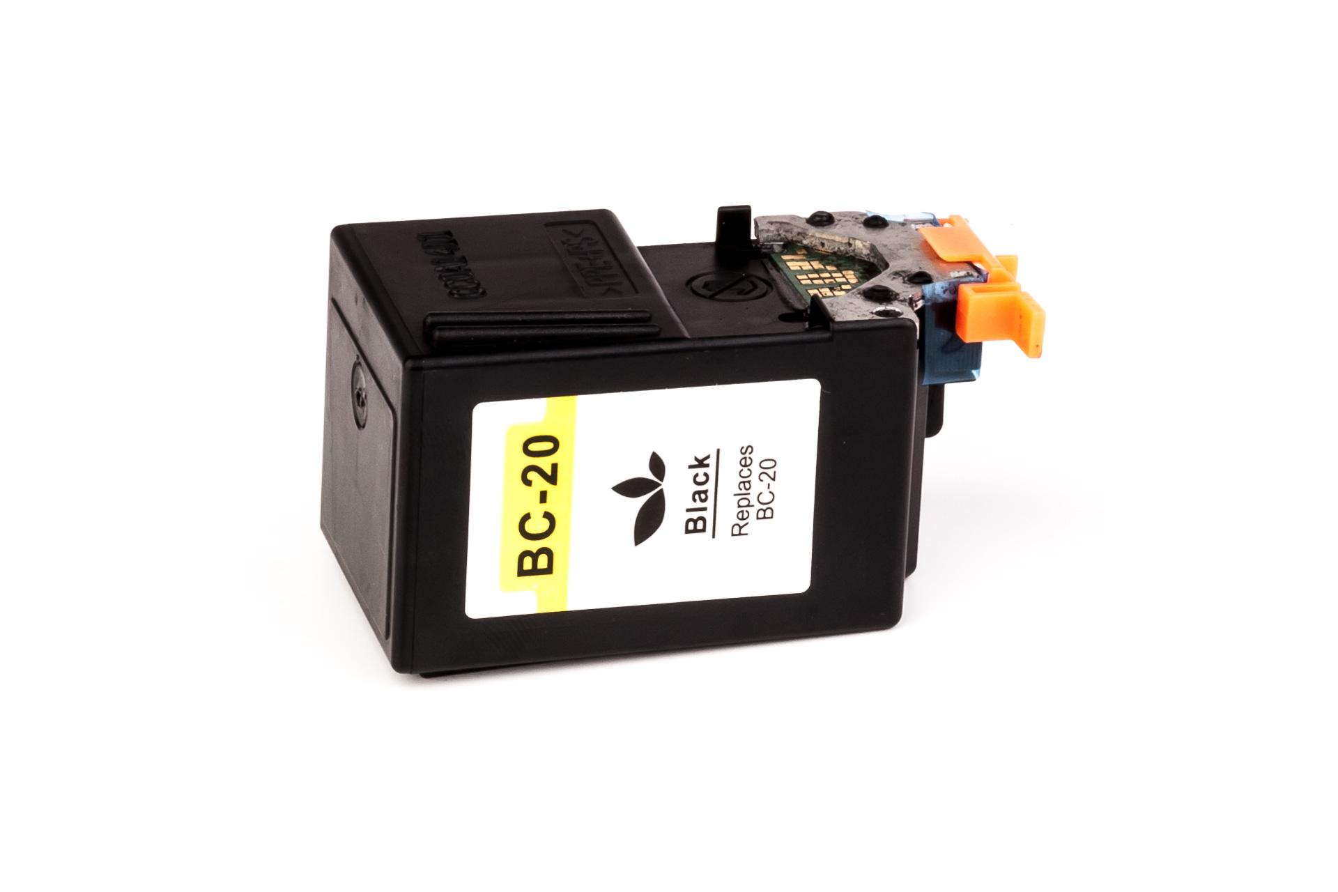 ASC-Premium-Druckkopf für Alcatel Fax 3757 Jetset schwarz Fax 3757 Jetset Fax3757Jetset