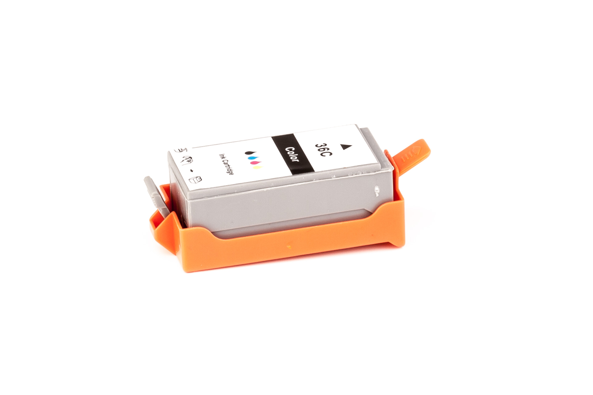 ASC-Premium-Tintenpatrone für Canon Pixma IP 100 Portable color Pixma IP 100 Portable PixmaIP100Portable