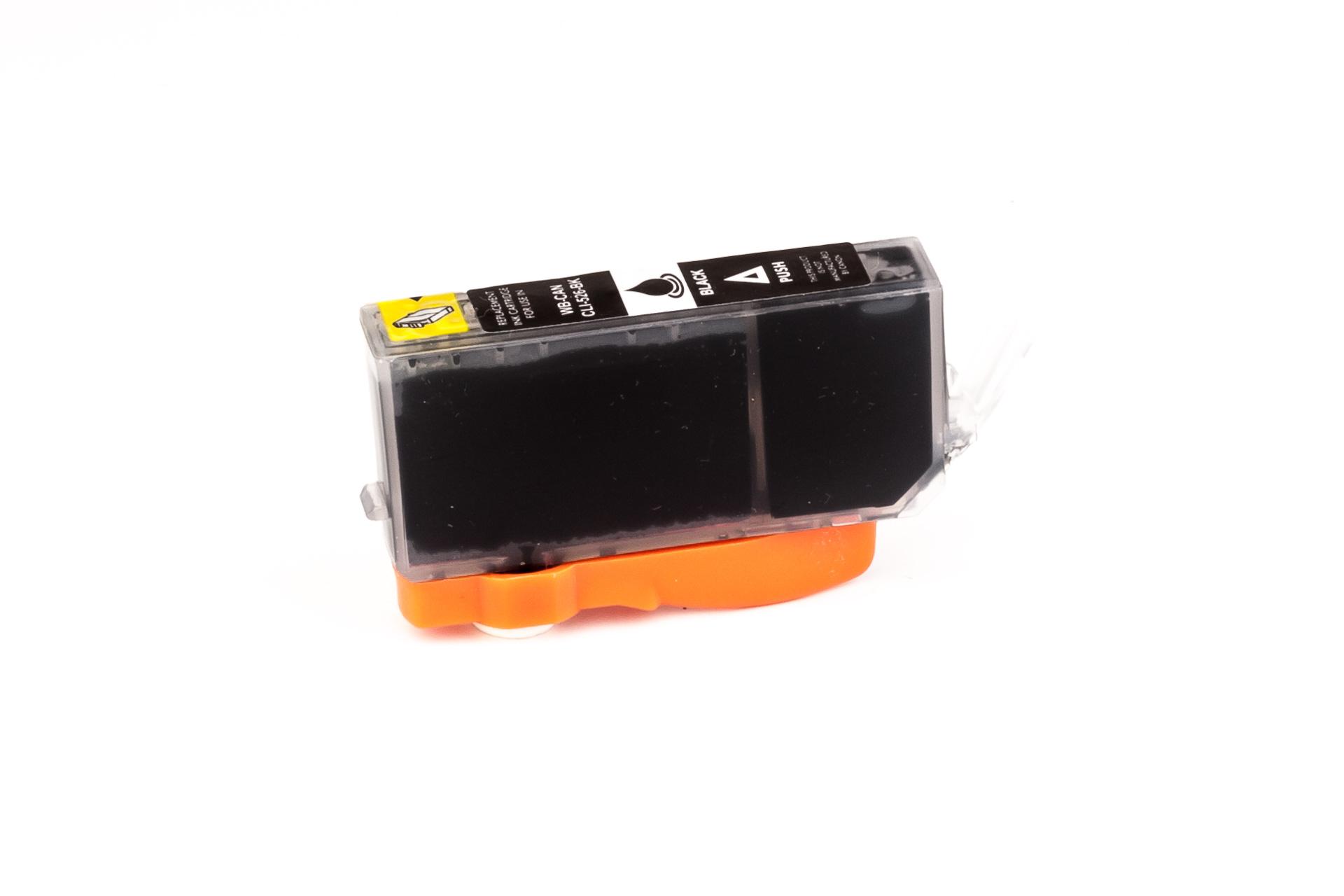 ASC-Premium-Tintenpatrone für Canon Pixma MG 5350 schwarz Pixma MG 5350 PixmaMG5350