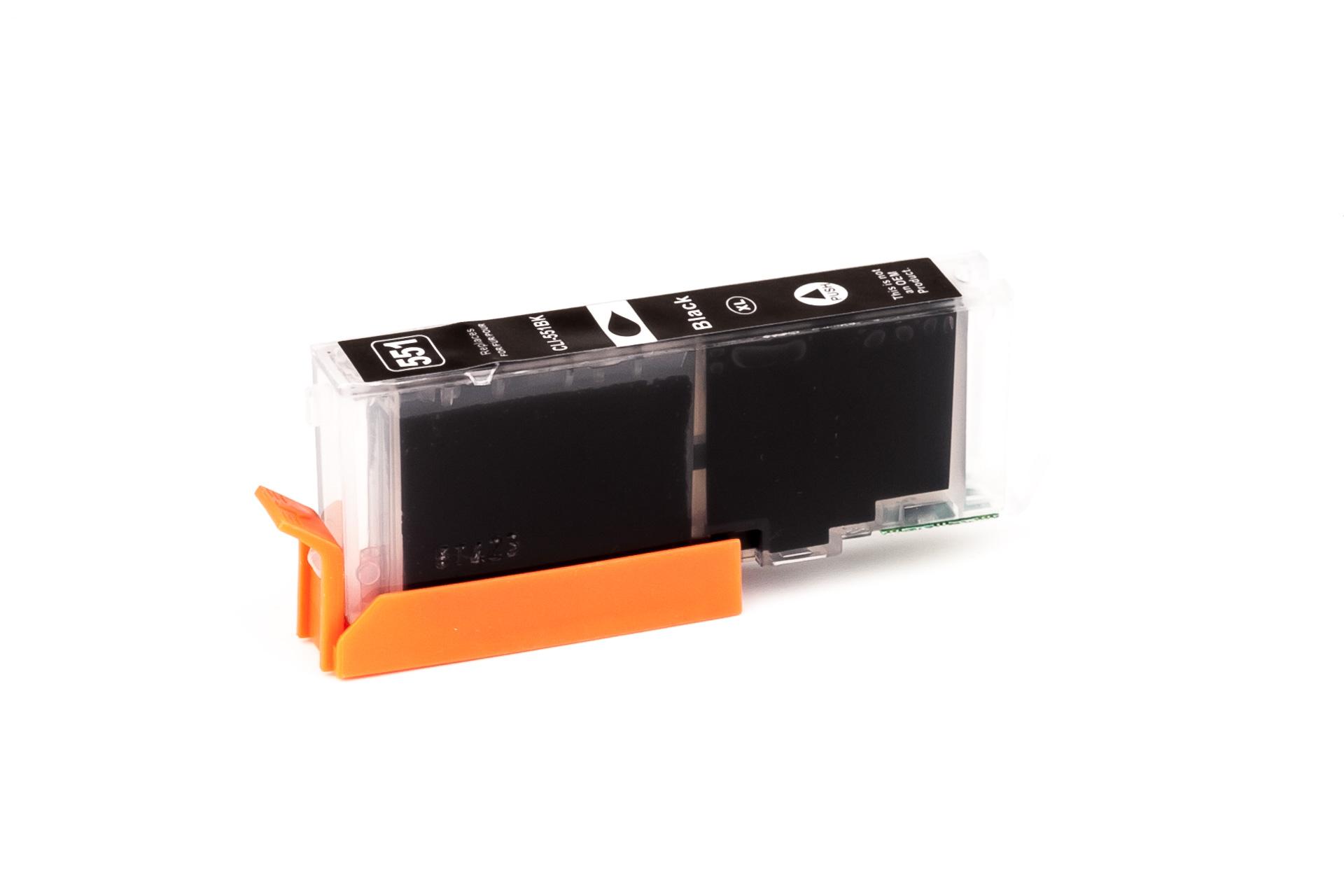 ASC-Premium-Tintenpatrone für Canon Pixma MG 5550 schwarz Pixma MG 5550 PixmaMG5550