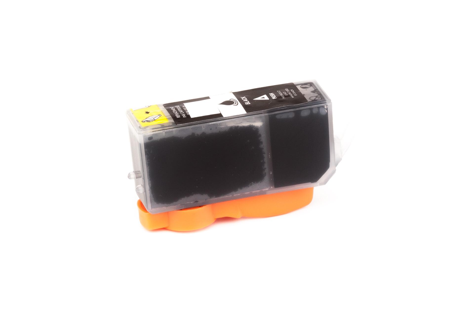 ASC-Premium-Tintenpatrone für Canon Pixma IP 3600 schwarz Pixma IP 3600 PixmaIP3600