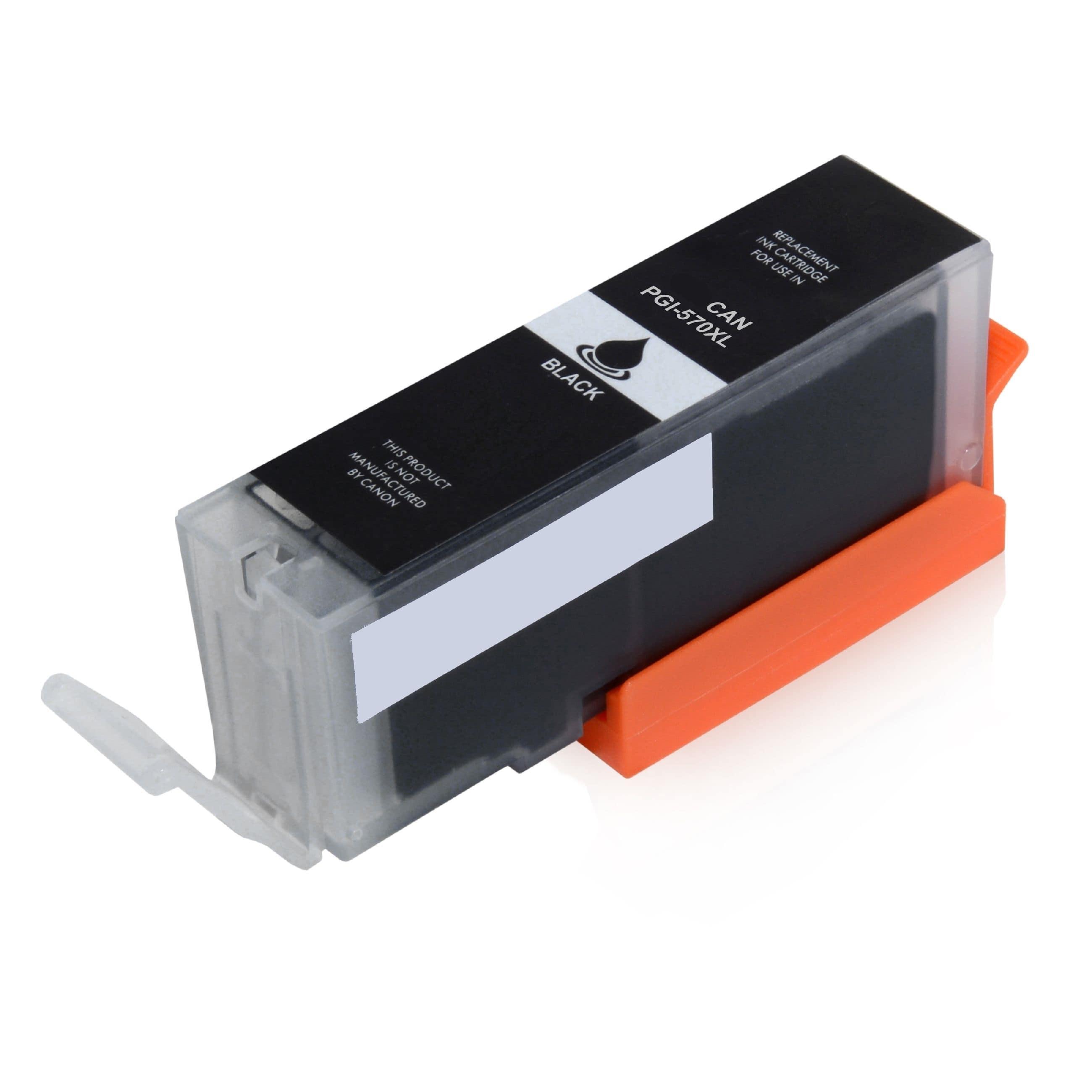 ASC-Premium-Tintenpatrone für Canon Pixma MG 5750 schwarz Pixma MG 5750 PixmaMG5750