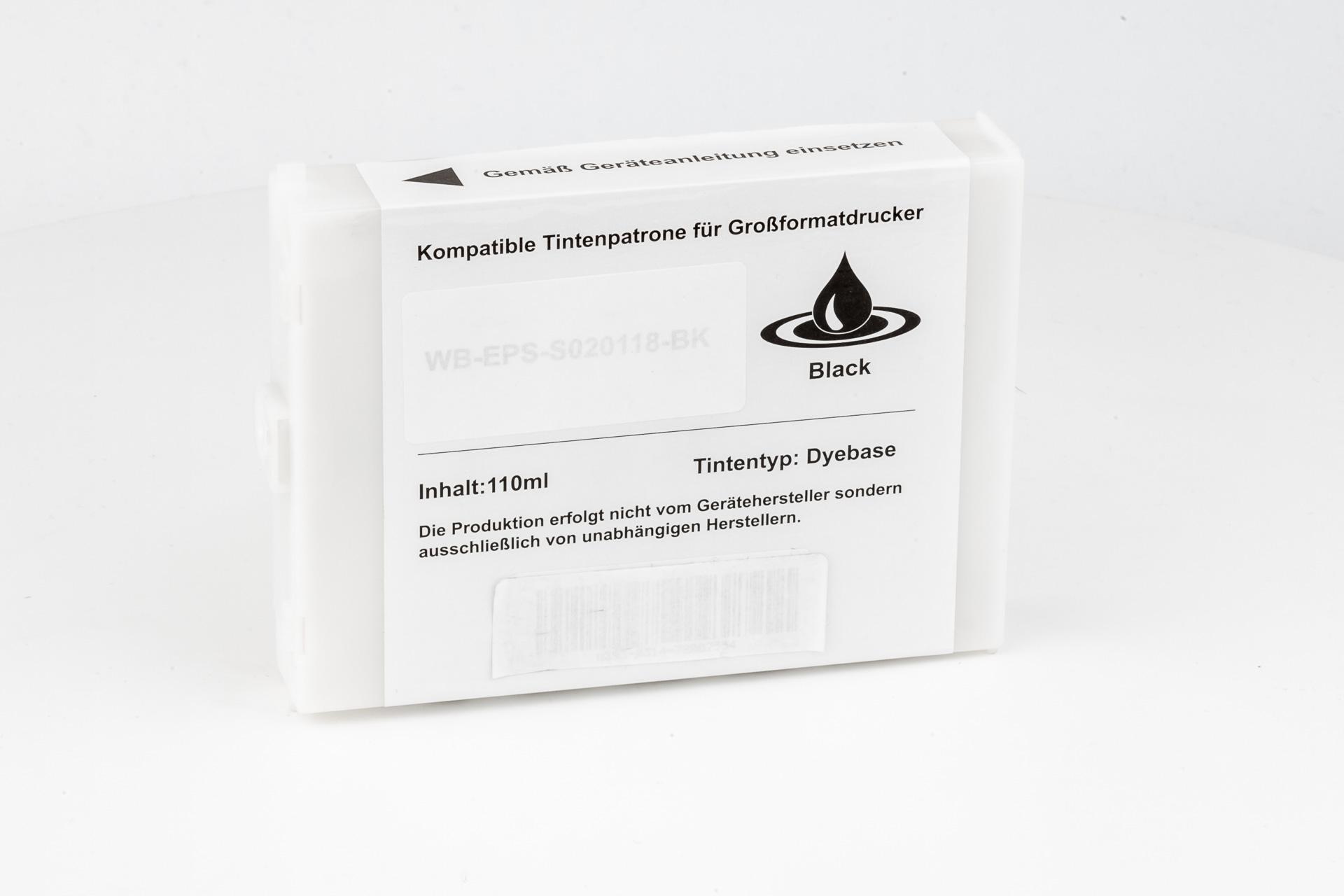 ASC-Premium-Tintenpatrone für Epson Color Proofer 5000 schwarz Color Proofer 5000 ColorProofer5000