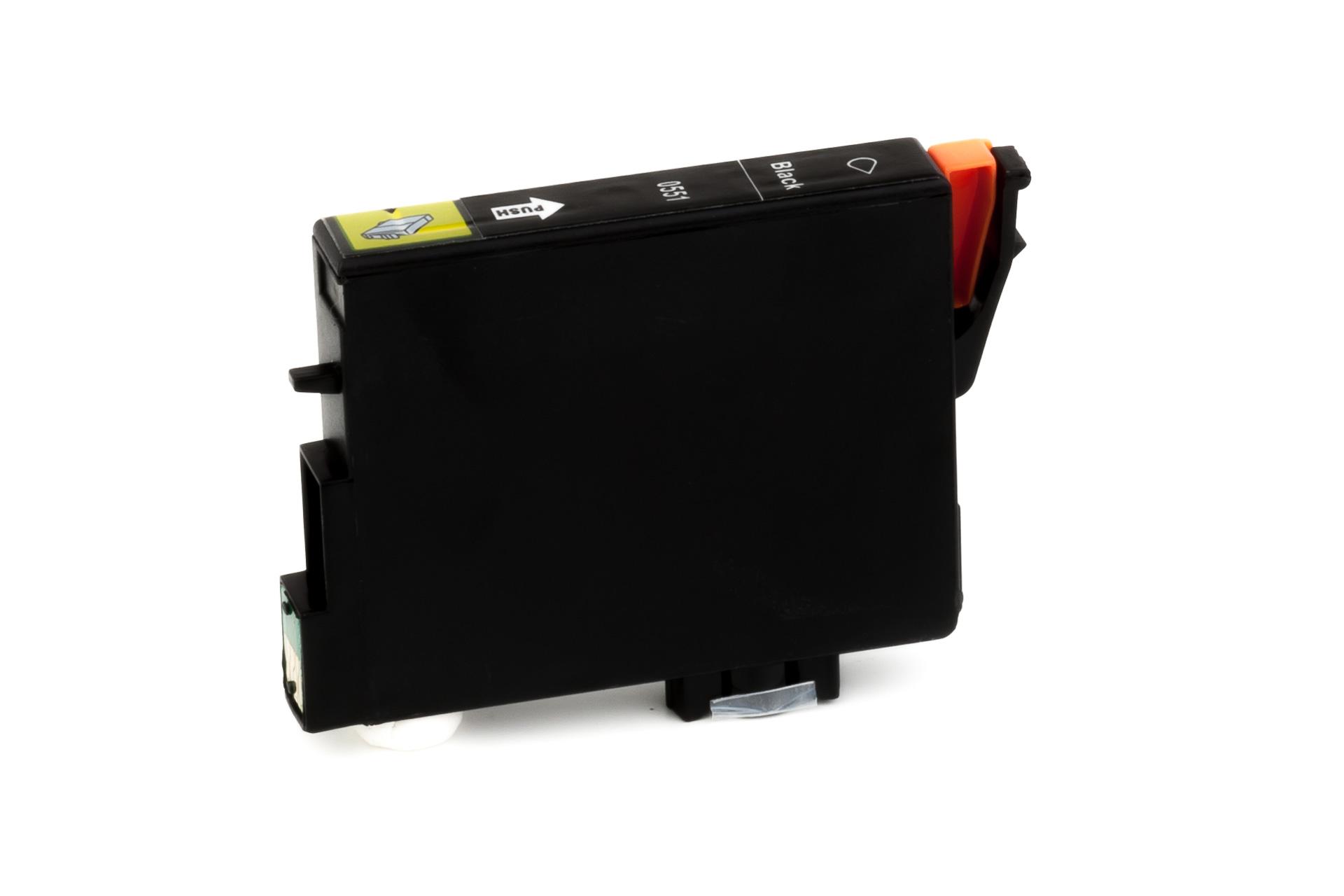ASC-Premium-Tintenpatrone für Epson Stylus Photo RX 520 schwarz Stylus Photo RX 520 StylusPhotoRX520