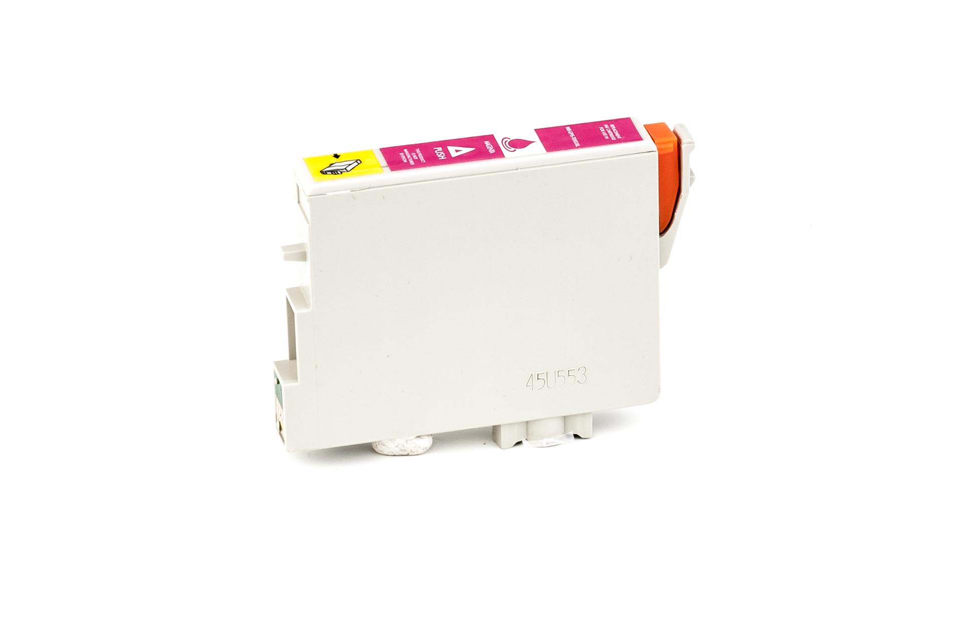 ASC-Premium-Tintenpatrone für Epson Stylus Photo RX 520 magenta Stylus Photo RX 520 StylusPhotoRX520