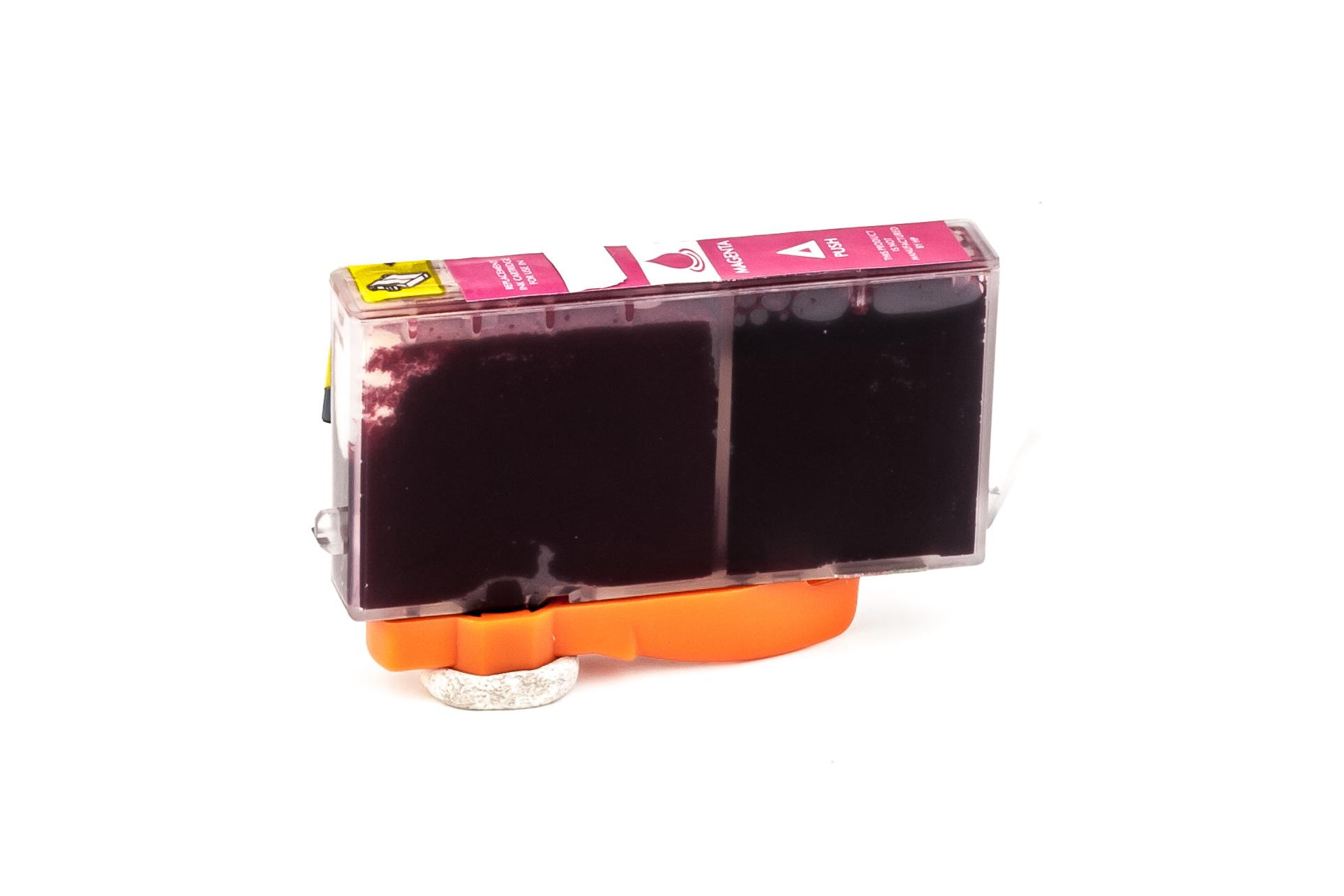 ASC-Premium-Tintenpatrone für HP PhotoSmart Wireless B 109 b magenta XL-Version PhotoSmart Wireless B 109 b PhotoSmartWirelessB109b