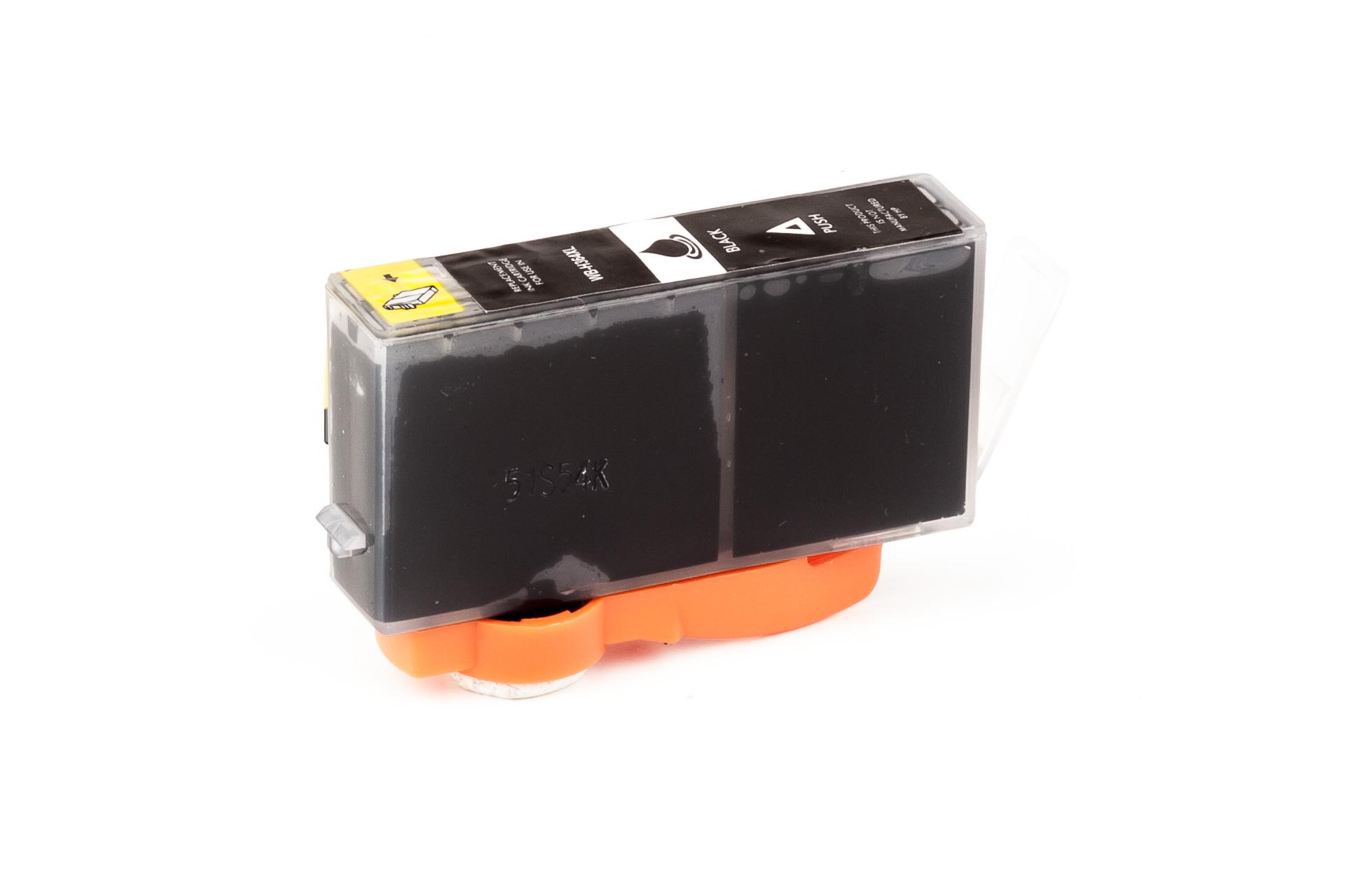 ASC-Premium-Tintenpatrone für HP PhotoSmart Wireless e-All-in-One B 110 d schwarz XL-Version PhotoSmart Wireless e-All-in-One B 110 d PhotoSmartWirelesse-All-in-OneB110d
